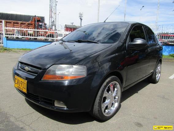Chevrolet Aveo L 1.4 A.a
