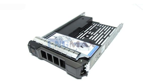 Gaveta 3.5 Servidor Dell Poweredge T320 T330 + Adaptador 2.5