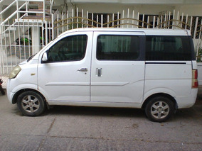 Chevrolet Van Pasajeros N200 Inf: 3202357289--3007537273