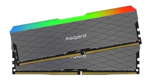 Imagem 1 de 5 de Memória Ddr4 Kit 2x 8gb (16gb) Asgard Rgb | 3200 Mhz