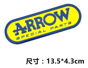 Adesivo Escap Arrow Aluminio High Temperature-350