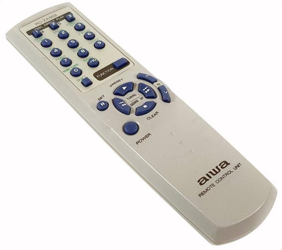 Controle Original Novo Som Aiwa Nsx T96 Nsxt99 Xh A1000 Xh