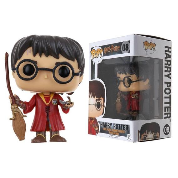 Figura De Ação Funko Harry Potter #08