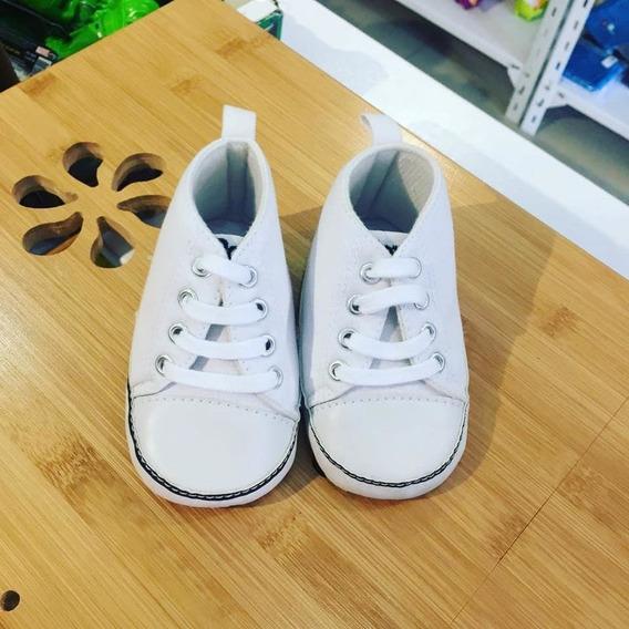 Zapatos Polo De Tela T.3