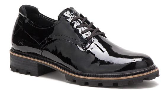 Zapato Mujer River Market Negro Cat