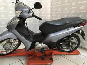 Honda Biz 125 Es 2015 Prata Flex