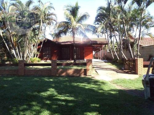 Casa À Venda Por R$ 580.000,00 - Parque Da Represa - Paulínia/sp - Ca0487