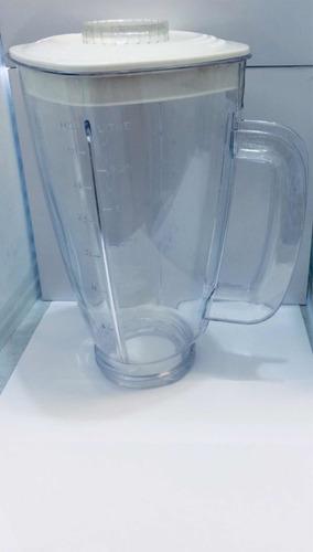 Imagen 1 de 10 de Vaso T-fal Infiny Force Nuevo De Plástico Con Tapa Repuesto