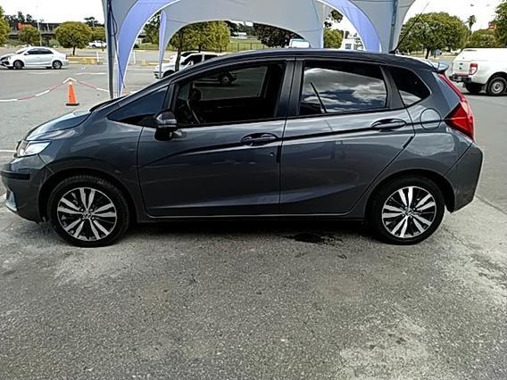 Honda Fit Exl 1.5 At 2017 Autobaires
