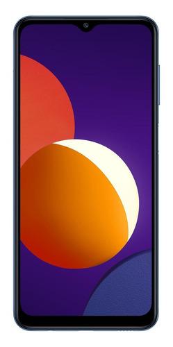 Imagem 1 de 7 de Samsung Galaxy M12 (5000 mAh) Dual SIM 64 GB azul 4 GB RAM