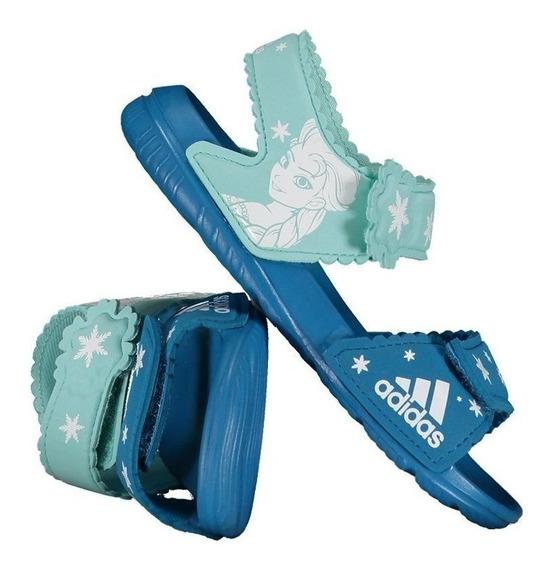 Sandália Papete adidas Altaswim Gi Disney Frozen Infantil