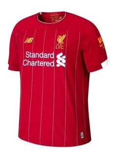 Camisa Liverpool 2020 M. Salah Pronta Entrega