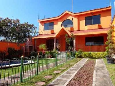 Casa En Renta En Lomas Tetela, Cuernavaca Morelos.