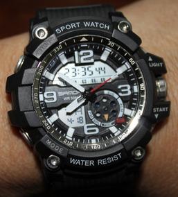 Relógio Esportivo Masculino G-shock Sanda À Prova D