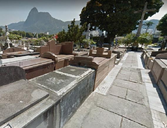 Jazigo Perpétuo No Cemitério São João Batista No Rio Rj