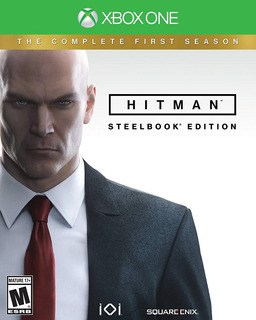 Hitman Steelbook Edition Fisico Sellado Xbox One