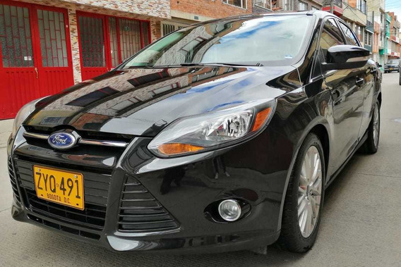 Ford Focus Titanium At Full Equipo