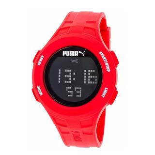 Reloj Puma 911301003 Digital Hombre Original Ctas S/int