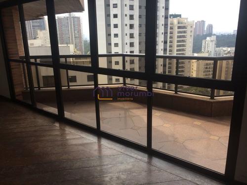 Imagem 1 de 14 de Apartamento Para Venda No Bairro Morumbi Em São Paulo Â¿ Cod: Nm4255 - Nm4255