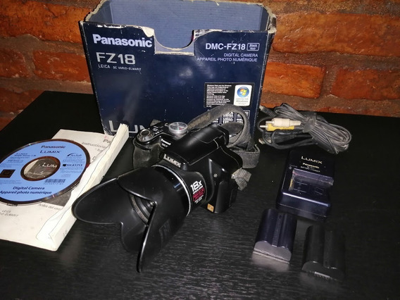 Cámara Panasonic Lumix Dmc Fz-18