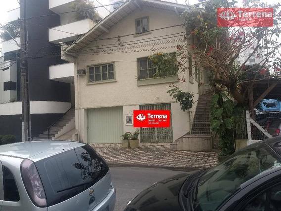 Casa/terreno Comercial No Jardim Blumenau - Ca0097