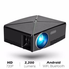 Mini Projetor Porttil C80 Hd 720p Led