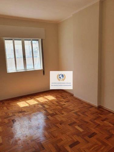 Imagem 1 de 15 de Apartamento Com 2 Dormitórios À Venda, 74 M² Por R$ 355.000,00 - Centro - Campinas/sp - Ap0850