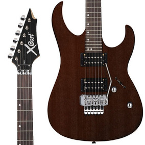 Guitarra Cort X1 Dfr Opw Regulada + Promoção!
