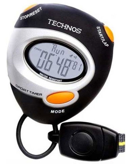 Cronômetro Digital Technos Yp2151/8p