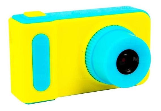 Câmera Digital Fotográfica 5 Mp Efeito Animação - X1