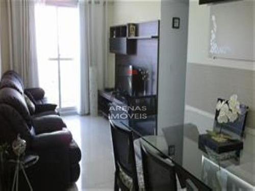 Imagem 1 de 4 de Apartamento - 134