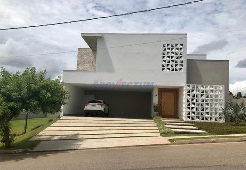 Casa À Venda Em Residencial Terras Nobres - Ca271447