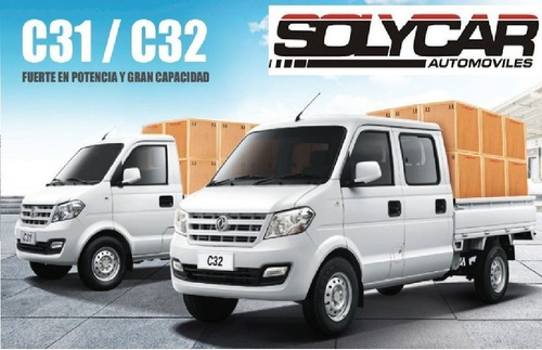 Dfsk Serie C31 Pick Up