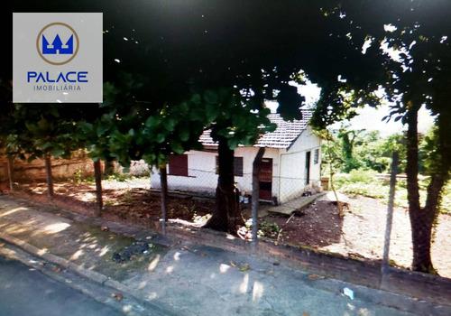 Imagem 1 de 1 de Chácara Com 2 Dormitórios À Venda, 3390 M² Por R$ 980.000,00 - Gleba Califórnia - Piracicaba/sp - Ch0082