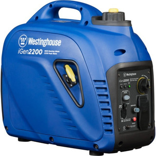 Generador Planta Electrica Silenciosa Westinghouse Igen2200