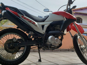 Moto Honda/bros 2016 Novinha