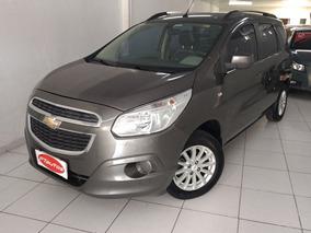 Chevrolet Spin 2014 Com Bancos De Couro 1.8 Automatica