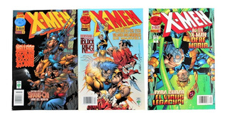 X-men Cómics Series Completas.
