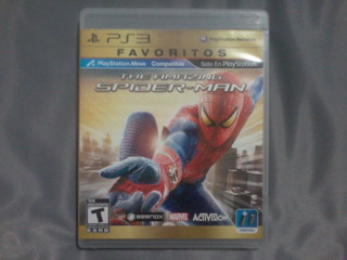The Amazing Spider-man Ps 3