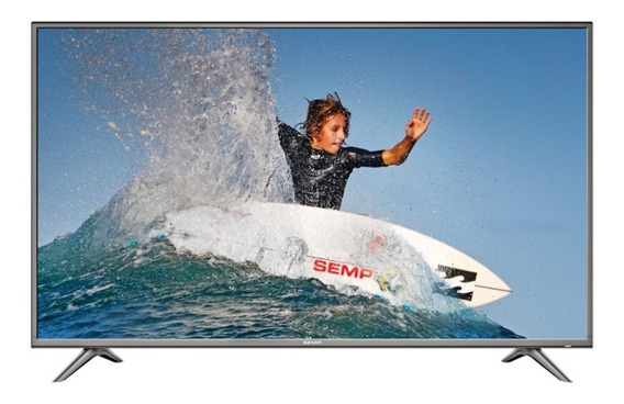 Smart Tv Led Ultra Hd 4k Semp 49 Polegadas 49sk6200 Pix90