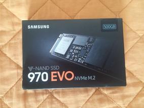 Ssd Samsung 970 Evo 500gb Nvme Mm2