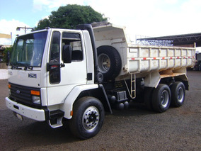 Ford Cargo 1621 6x2 2000 C/ Caçamba Basculante 10 Mts