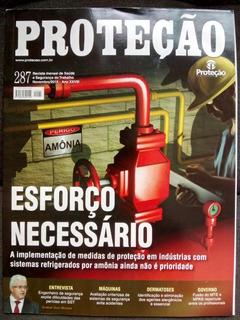 Revista Proteção - Segurança Do Trabalho - Ed. # 287 11/2015