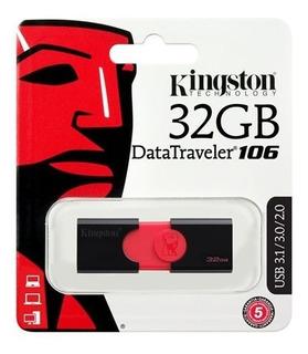 Flash Memory Kingston 32gb 100% Usb3.1 San Carlos