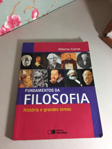 Livro Fundamentos Da Filosofia