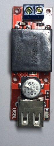 Módulo Regulador De Tensão Step-down (5v Usb) - Kis3r33s