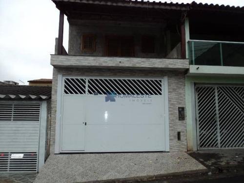 Sobrado Residencial À Venda, Jardim São Paulo, Guarulhos. - So0161