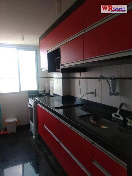 Cobertura Com 2 Dormitórios À Venda- Parque São Vicente - Mauá/sp - Co0263