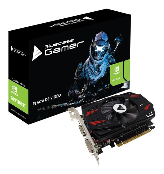 Placa De Video Gtx 750ti 2gb Ddr5 128bits Nvidia Geforce