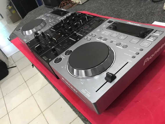 Setup Pioneer Dj 350